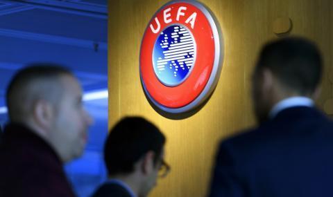 УЕФА разпореди: Всички първенства да приключат до 31 юли