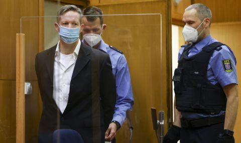 Доживотна присъда за първото политическо убийство в Германия през този век - 1