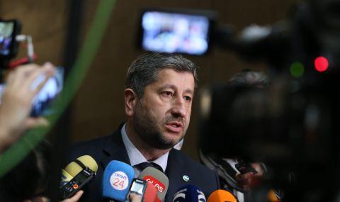 Христо Иванов: Трябва да има правителство на промяната, колкото и да е трудно