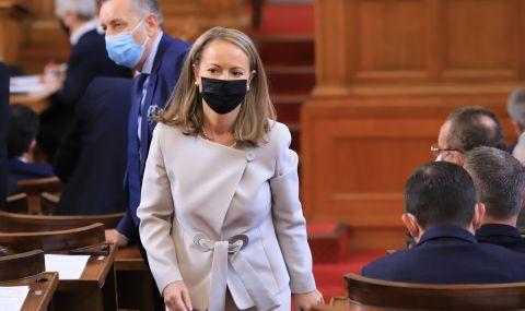 Каназирева: Повече няма да се занимаваме с Мая Манолова