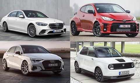 """Ето кои са полуфиналистите за """"Световна кола на годината"""" - 1"""