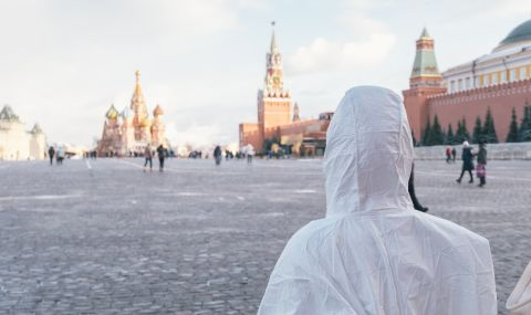 COVID-19: Русия се държи като девственица с течен чип - 1