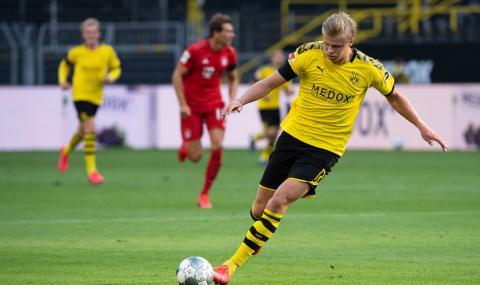 Звездата на Борусия Дортмунд с травма в коляното
