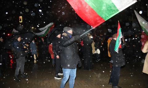 Протестиращи ще се събират всеки четвъртък пред президентството