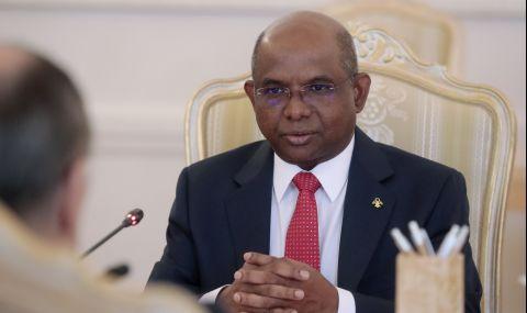 Представител на Малдивите стана председател на Общото събрание на ООН