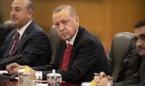 Ердоган: Анкара ще блокира план на НАТО, ако...