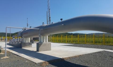 """Газпром"" спира транзита на газ за Турция през България"