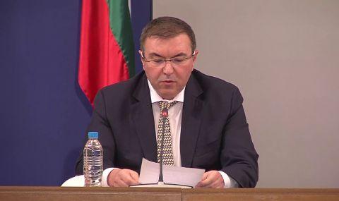 Костадин Ангелов: Ограничителните мерки няма да бъдат затягани