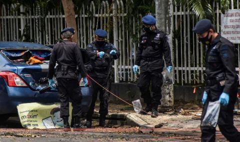 Потресаващо разкритие! Атентатът в католическата църква в Индонезия е извършен от младоженци