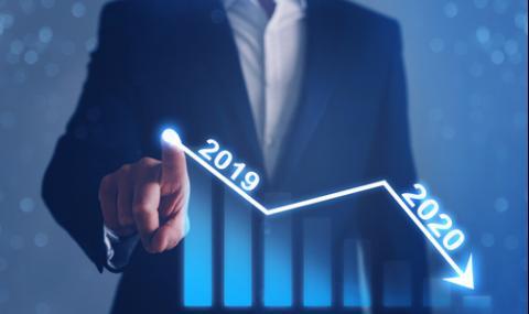 Спад на продажбите при близо 35% от предприятията ни