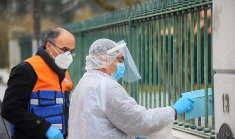 В Чехия става задължително носеното на 2 маски