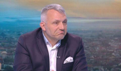 Хаджигенов: Отказваме да участваме в шоу република