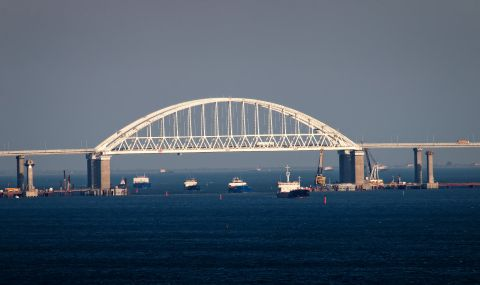 Русия спря достъпа до части от Черно море за чуждестранни кораби