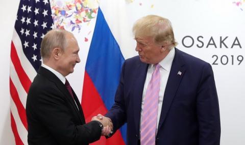 Тръмп готви спецпратеник за преговори с Русия