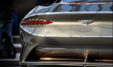 Bentley: Пандемията ще забърза прехода към електрифицирани коли