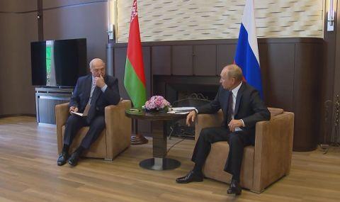 Путин обеща на Лукашенко: Ще ви защитя от Запада!