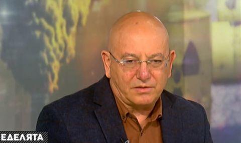 Емил Димитров: Отделянето на ВМРО от ОП им изяде главата