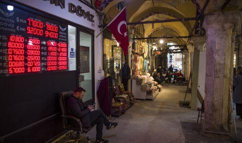 Турция затваря платформи за криптовалути