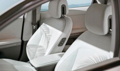 Ioniq 5 дебютира като първия самостоятелен модел на марката - 10
