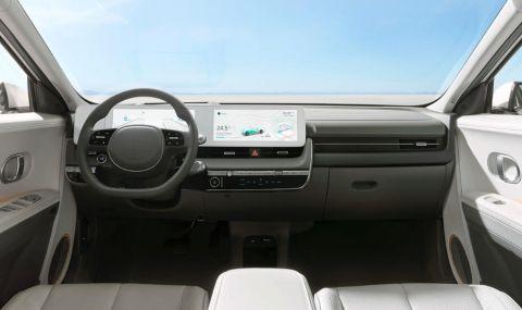 Ioniq 5 дебютира като първия самостоятелен модел на марката - 11