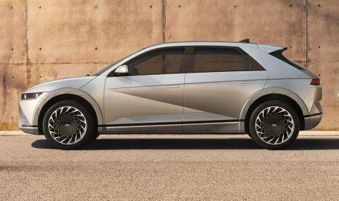 Ioniq 5 дебютира като първия самостоятелен модел на марката - 14