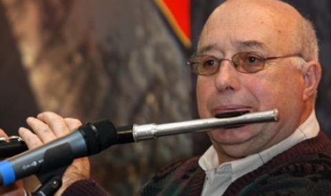 Почина големият български джаз музикант Симеон Щерев