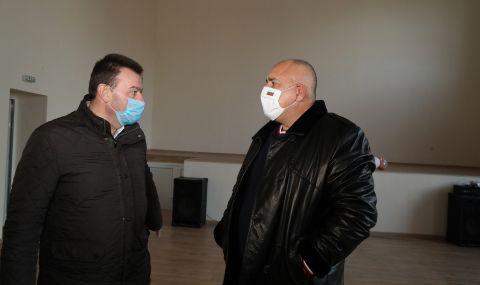 Борисов в Сливница: Оглушително е мълчанието на Радев за Навални