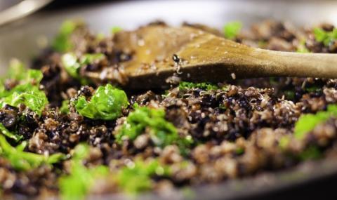 Рецепта на деня: Императорски ориз с печурки