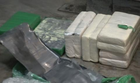 Спипаха наркотик за близо 5 млн. лева в София