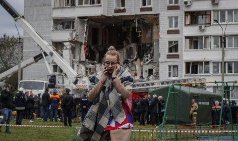Експлозия в жилищен блок в Русия взе жертви (СНИМКИ + ВИДЕО) - 1