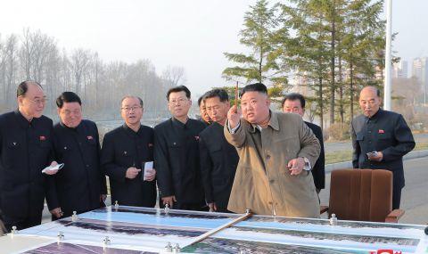 Северна Корея извлича плутоний от използвано гориво за реактори