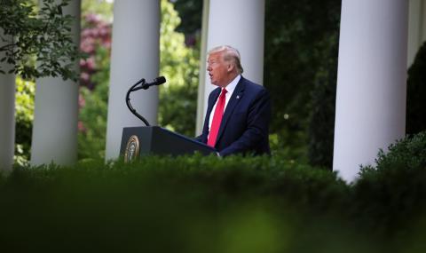 Тръмп обвини Туитър в намеса в президентските избори