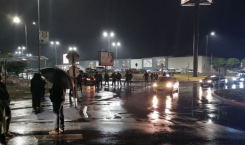 Поредна протестна вечер в Стара Загора - 1