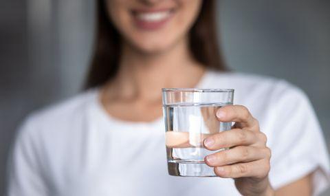 Разбиха мита за ползите от пиенето на много вода