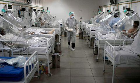 СЗО: Смъртността от COVID-19 е нараснала с повече от 20% за седмица - 1