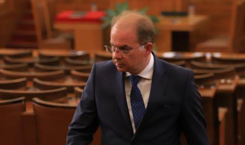Радомир Чолаков, ГЕРБ-СДС: Промените в Изборния кодекс са юридически фарс и юридически цирк