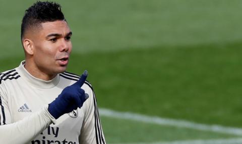 Каземиро остава в Реал Мадрид още две години