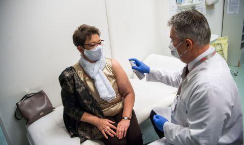 Ваксината на Pfizer предпазва срещу мутациите на коронавируса