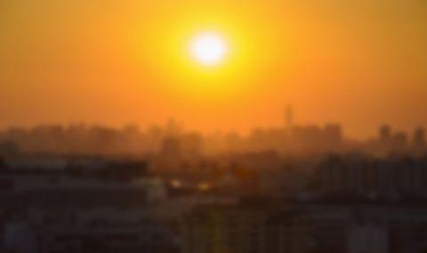 Адската жега в Югоизточна Европа - рекорд от десетилетия - 1