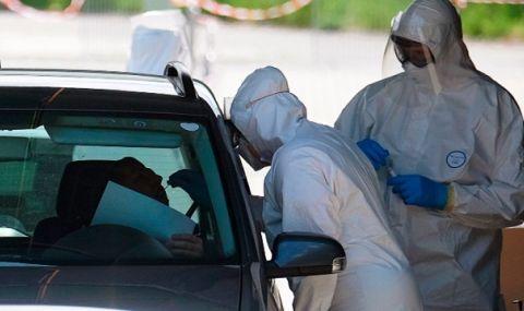 В Германия заразените намаляват, в Русия починалите се увеличават
