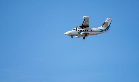 Разби се самолет с парашутисти - 1
