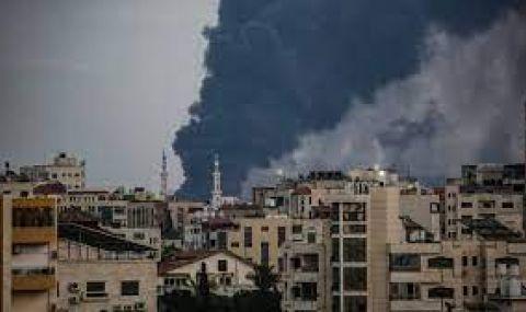 България е гласувала против разследването за военни престъпления при насилието в Газа