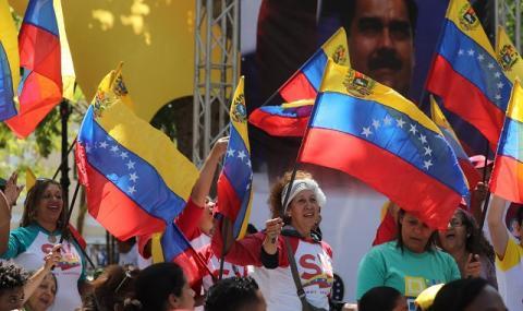 Опозицията призова: Всички на улицата срещу Мадуро