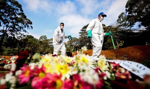 Бразилия се бори срещу COVID-19 с кубински лекари