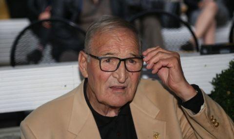 Димитър Пенев за Джеки: Остави дълбоки следи в нашия футбол! Бог да го прости!