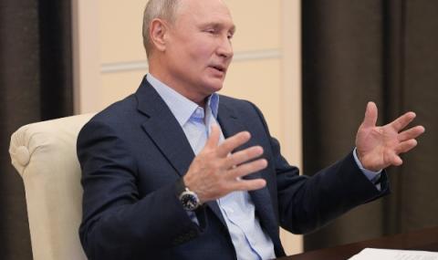 Невероятна история за Путин