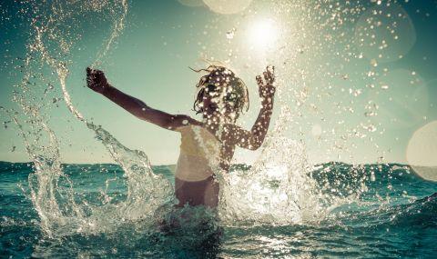 По-голямата част от водите за къпане в Европа отговарят на най-високите стандарти