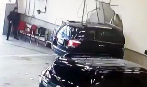 Защо невинаги е добре да предоставяте колата си на сервизни работници (ВИДЕО)