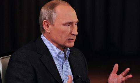 Путин честити Нова година на Меркел и Обама - 1