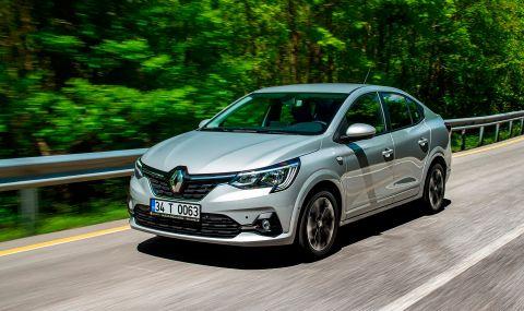 Помните ли Renault Symbol? Ето го неговия наследник